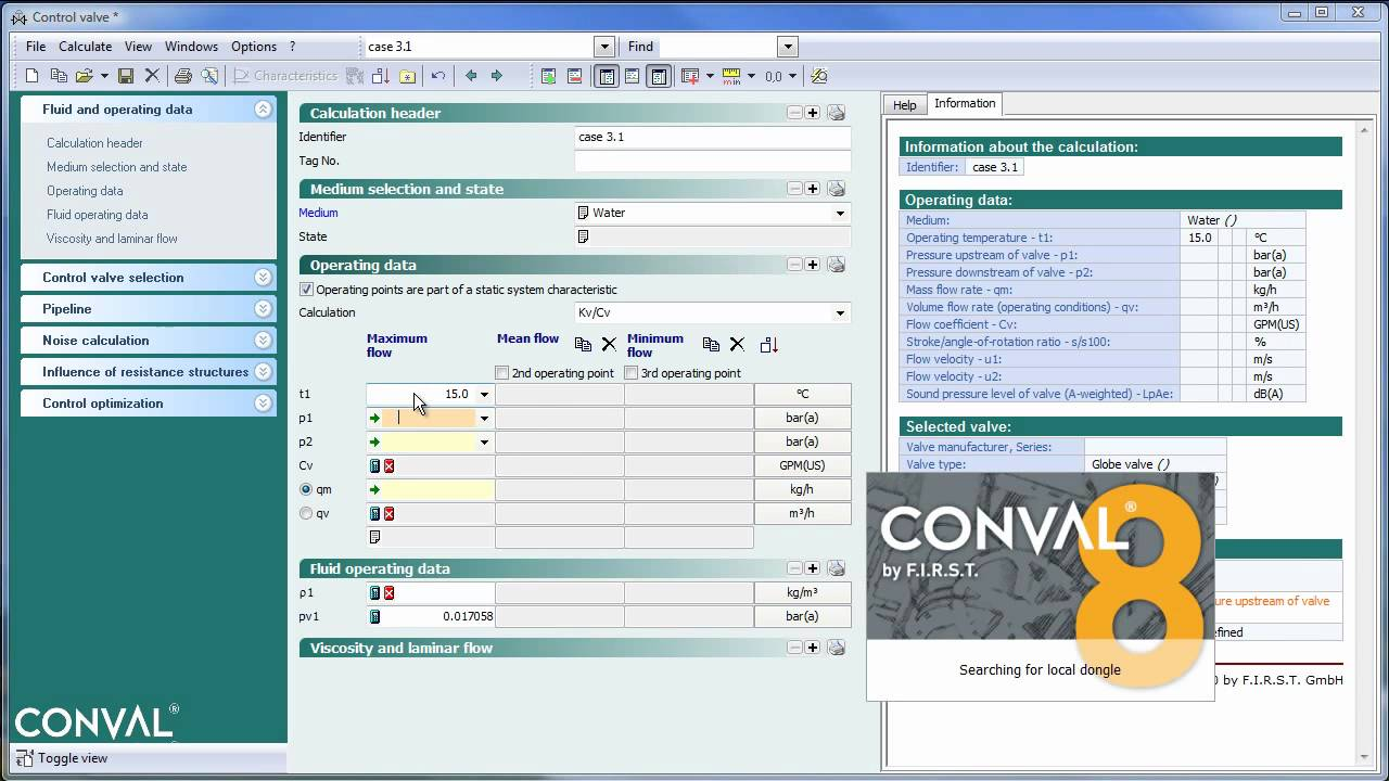 Software de Ingeniería Conval